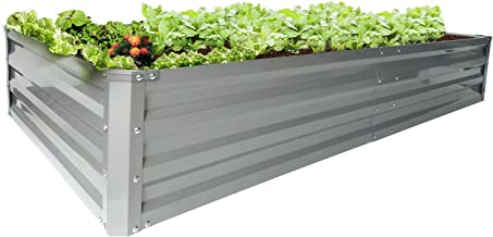 galvanized raised garden bed kit