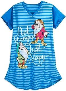 Grumpy and Sleepy Nightshirt for Women