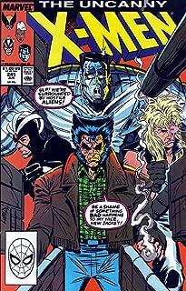 The Uncanny X-Men #245: Men!