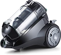 PUPPYOO P9AU Powerful Bagless Cyclonic Cylinder Vacuum Cleaner with HEPA Filtration