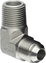 to 1//2 NPT Steel Fitting Aeroquip FCM2594 45/° Male Elbow Size 10