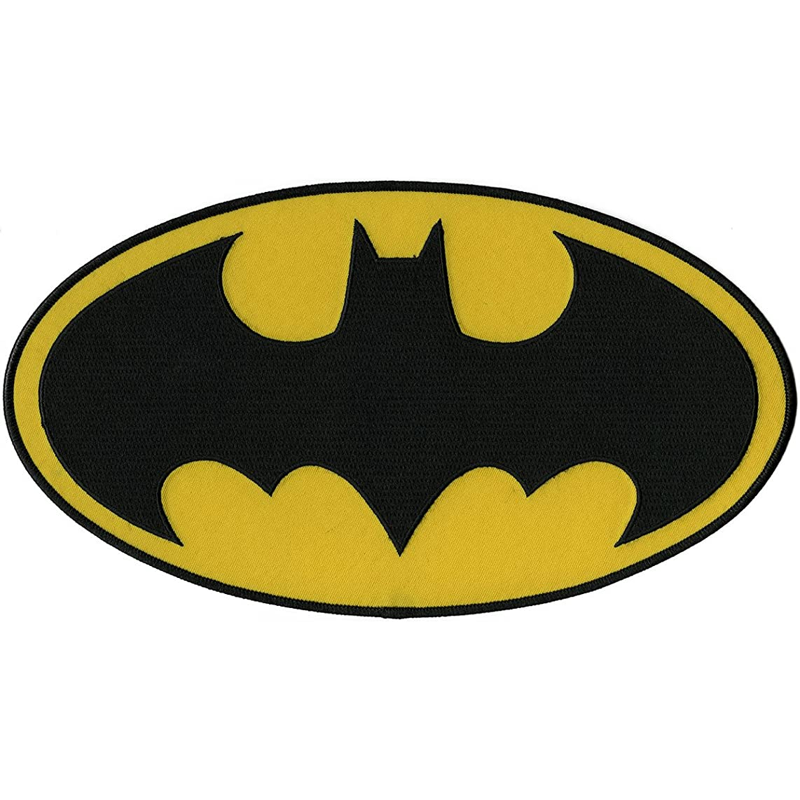 Application DC Comics Batman Logo Back Patch