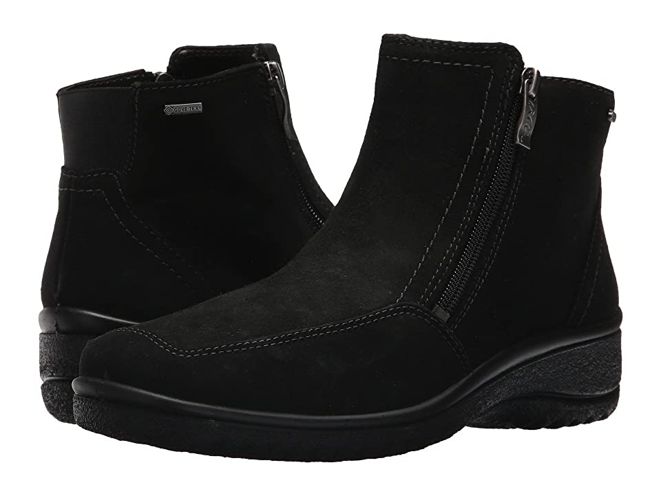 ara Mila (Black Suede) Women