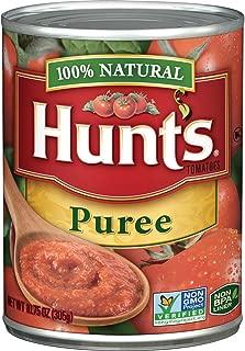 Hunt's Tomato Puree, 10.75 oz, 12 Pack