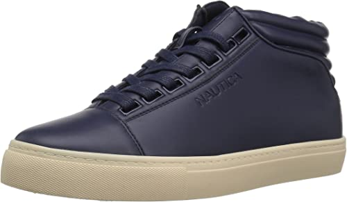 Nautica Men's Balen Turnschuhe, True Navy Smooth, 13 M US