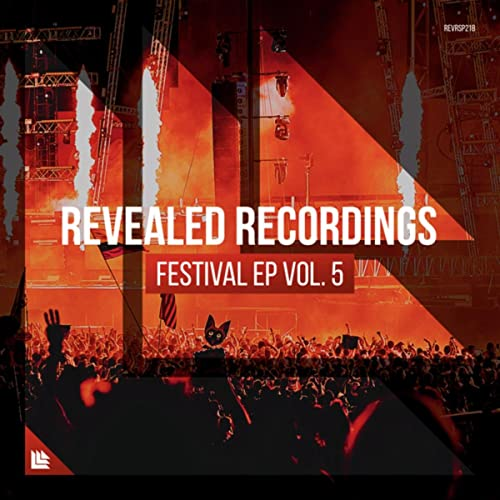 Revealed Recordings presents Revealed Festival EP Vol  5 by