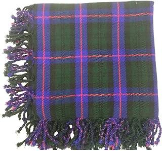 Men's Scottish Piper Kilt Fly Plaid Armstrong Tartans 48