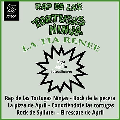El Rescate de April (Rap Ninja 3) by La Tía Renée on Amazon ...