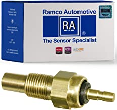 Ramco Automotive, Engine Coolant Temperature Sensor, Compatible with Wells TU121, Standard Motor Products TS172 (RA-TS1202)