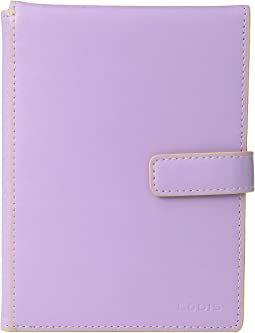 Audrey RFID Flip Ticket/Passport Wallet