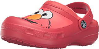 crocs CC Elmo Lined Clog (Toddler/Little Kid)