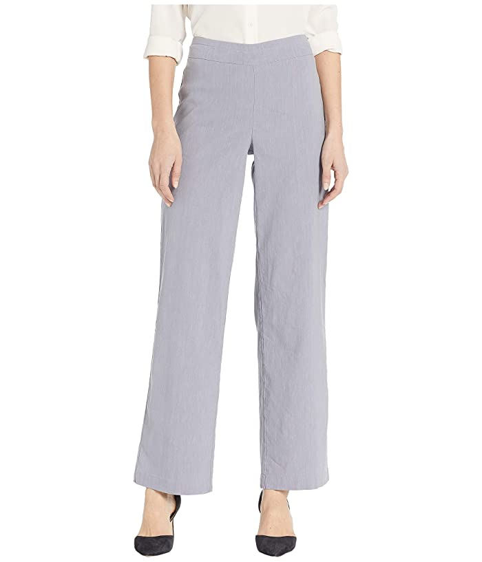 NIC+ZOE Traveling Pants (Light Stone) Women
