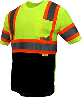 Armed American Supply Jobsite Safety Hi Vis//Hi Viz Funny Construction Safety W