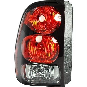 02-08 Chevy Trailblazer Tail Light Lamp Circuit Board