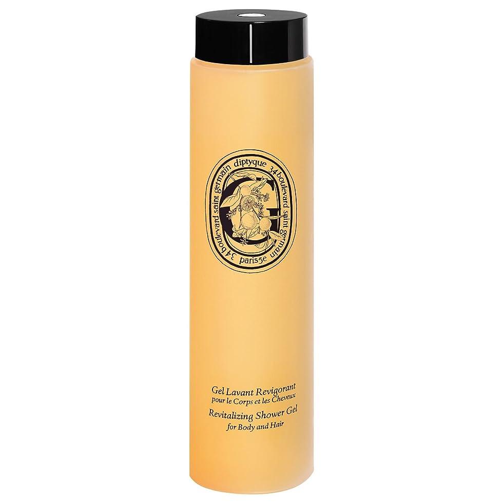 考古学者今日通訳[Diptyque] ボディ、ヘア200ミリリットルのためDiptyqueのリバイタライジングシャワージェル - Diptyque Revitalising Shower Gel For Body And Hair 200ml [並行輸入品]