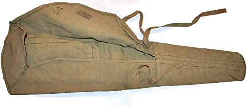 Original Made in USSR Soviet Russian Army AK-47 AK-74 Drop Case Rare Bag for Folding Kalashnikov Rifle Unissued Military Surplus
