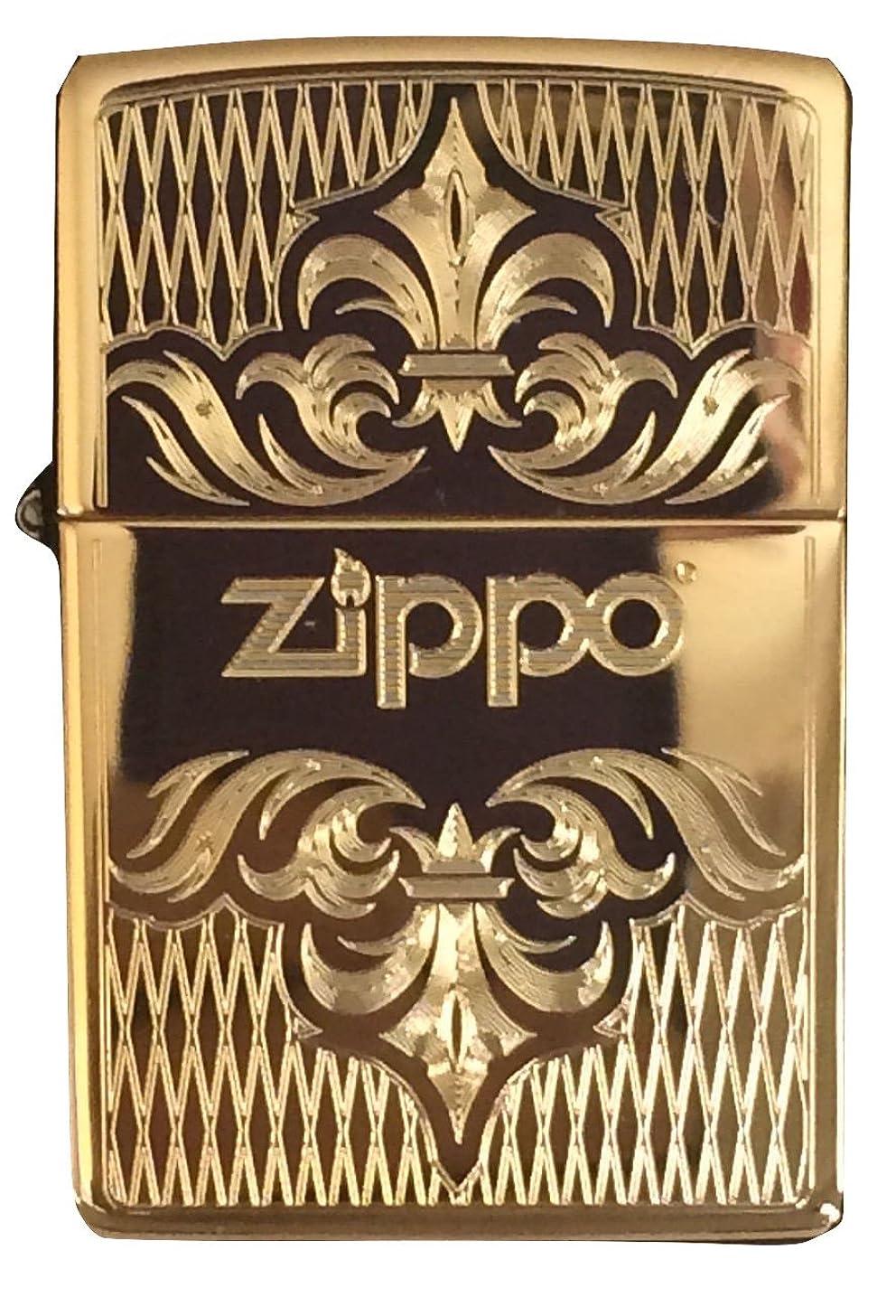 アスレチック差し迫った既婚ZIPPO ジッポー オイル ライター USモデル リーガルデザイン 51155 [並行輸入品]