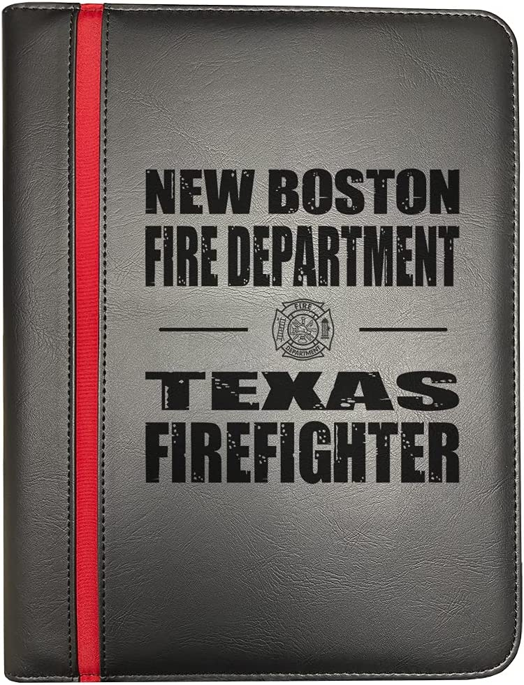 security New Boston Texas Fire Departments Thin Line Red Firefighter Virginia Beach Mall