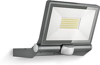 Steinel Reflektor zewnętrzny LED XLED ONE XL S antracyt, czujnik ruchu 180°, 43,5 W, 4400 lm przy 3000 K, aluminium, do po...