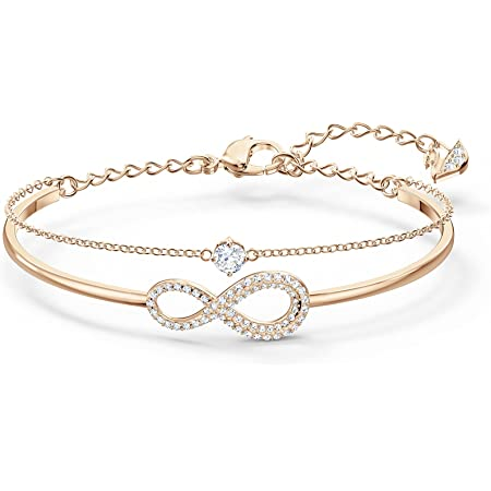 Swarovski Women's Swa Infinity Collection Bracelets