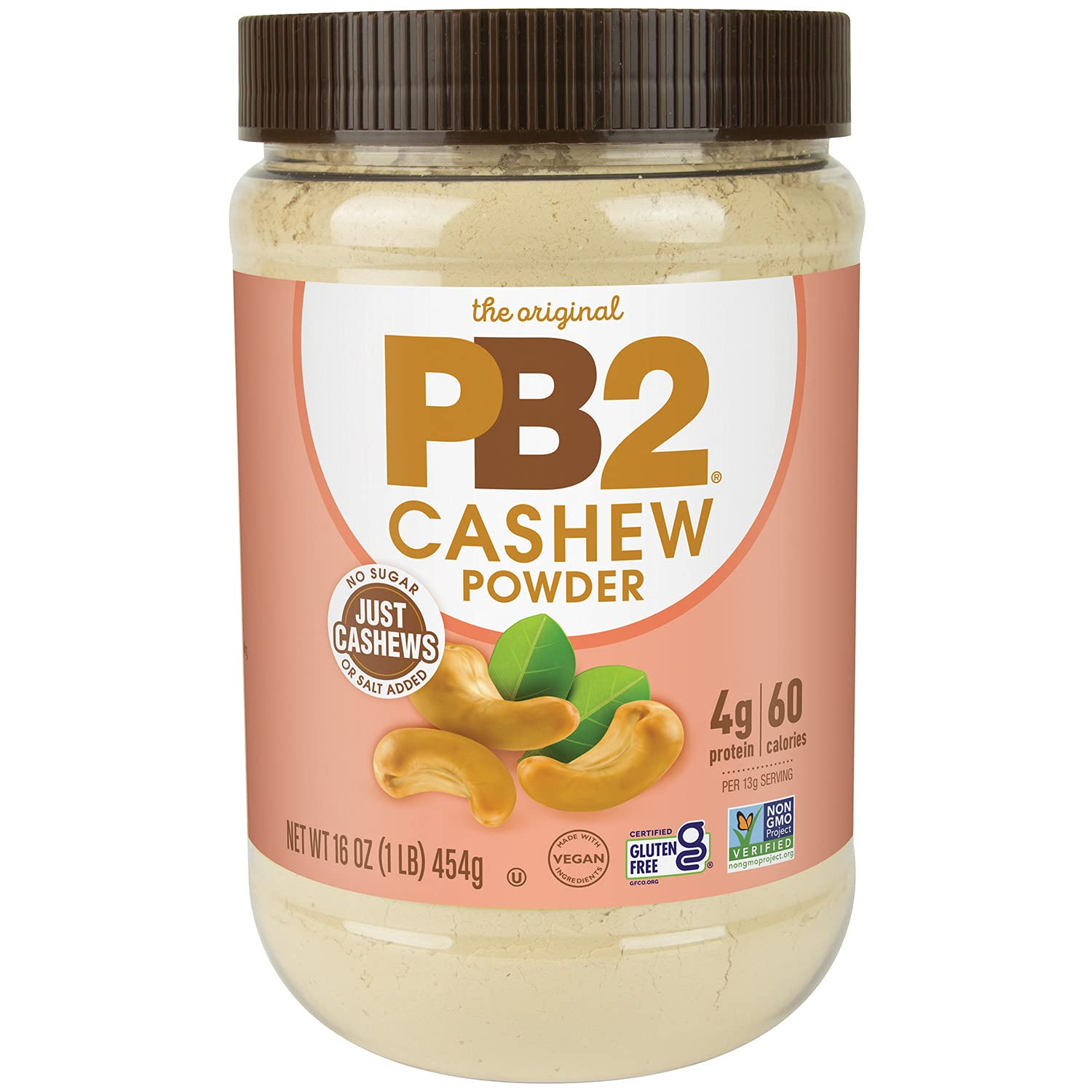 PB2 Powdered In a popularity Cashew Butter Genuine Free Shipping - Powder Sugar with o No Added