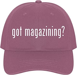 The Town Butler got Magazining? - A Nice Comfortable Adjustable Dad Hat Cap