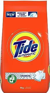 Tide Automatic Laundry Detergent Powder, 9 kg