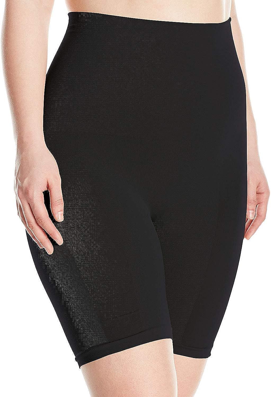 Instant Shaping Women's Hi Waist Chinching Long Leg-Plus Size