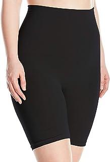 Instant Shaping Women's Plus Size Hi Waist Chinching Long Leg