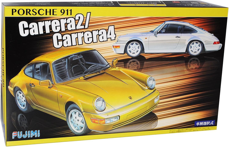 Fujimi Porsche 911 964 Carrera Coupe 1988-1994 Kit Bausatz 1 24 Modell Auto Modell Auto B01M0WMUFJ Modernes Design  | Wir haben von unseren Kunden Lob erhalten.