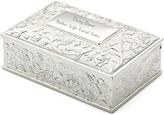 MOP 3 Drawer Jewelry Gifts Box Modern Jewelry Gifts Box Unique Antique Box Smart Black and White Storage Box