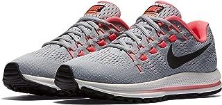 Womens Air Zoom Vomero 12 Running Shoe, Grey (7.5)