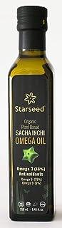 Sponsored Ad - Starseed Organic extra-virgin Sacha Inchi Oil, cold-pressed, 8.34 Fl oz. (250ml)
