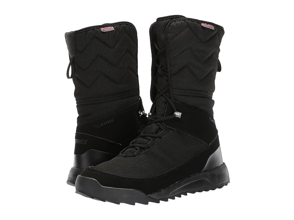 adidas Outdoor Terrex Choleah High CP (Black/Black/Chalk White) Women