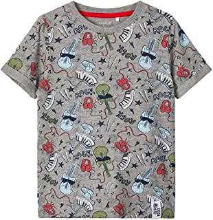 NAME IT Camiseta Darock Gris para Niño
