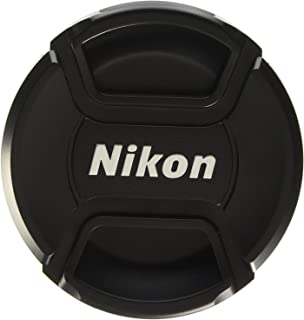 Nikon LC-62 (62mm) Snap On Lens Cap, Black