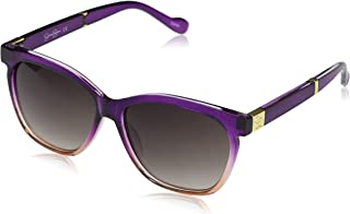 Women's J5785 Cool Ombre Cat-Eye Sunglasses with 100% UV Protection, 58 mm