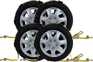 Utv Tire Tie Down Straps