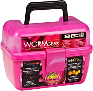 pink tackle box