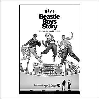 Ignite Wander Poster Canvas Prints Art Beastie Boys Story 2020 Movie Poster Wall Art Canvas Schilderij Voor Woonkamer Deco...