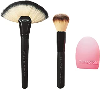 Puna Store 3 Piece Makeup Combo Set Model PS-612