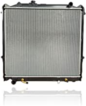 Radiator - Pacific Best Inc For/Fit 1998 Toyota 4Runner 4/6 Cylinder 2.7/3.4 Liter Automatic PT/AC