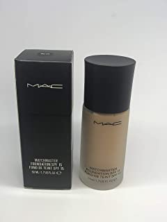Mac Matchmaster Foundation SPF 15 shades NC35