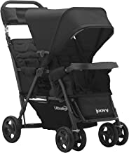 double strollers for toddlers over 50 lbs