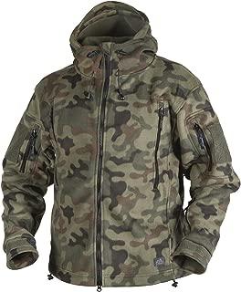 Helikon Patriot Fleece Jacket Polish Woodland