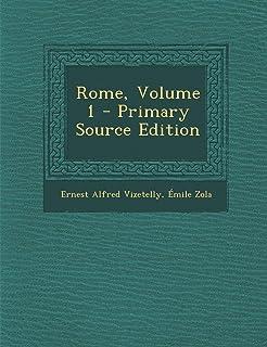 Rome, Volume 1