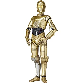 figure complex スター・ウォーズ リボルテック C-3PO シースリーピーオー 約155mm ABS&PVC製 塗装済み可動フィギュア