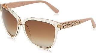BEBI/S IC PVK gafas de sol, Rosa (Animalier Pink/Grey Mesh Slv), 53 para Mujer