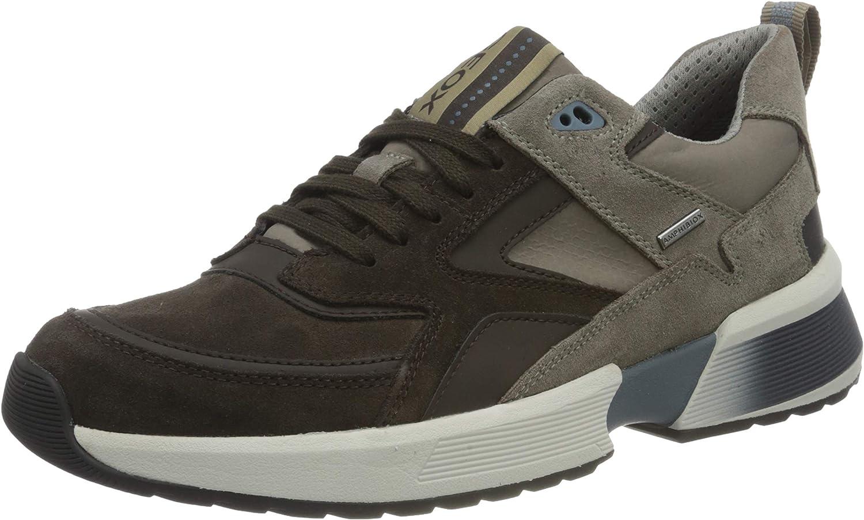 Geox U Naviglio B ABX A, Sneaker Hombre