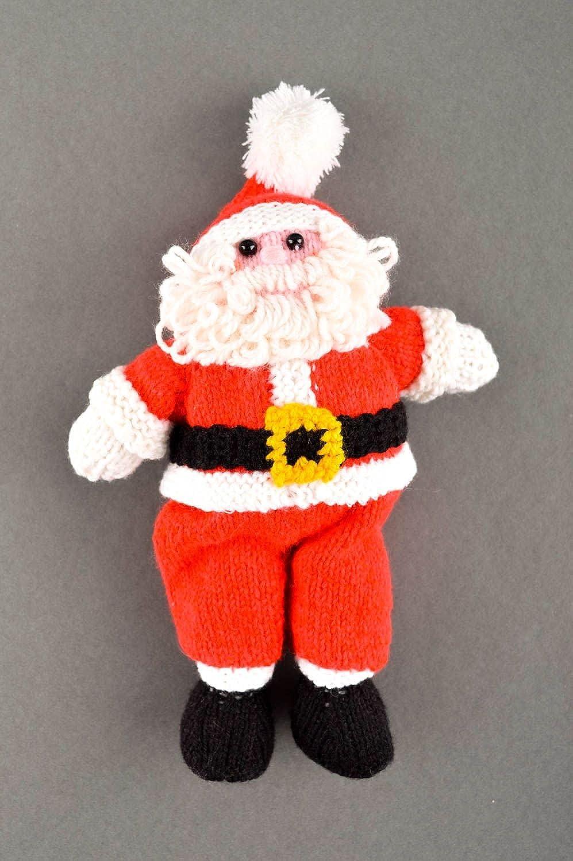 Handmade Designer Textile Toy Beautiful Crocheted Toy Christmas Tree Present